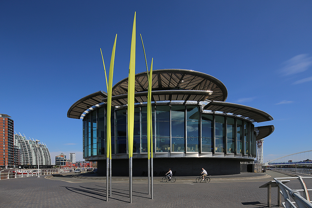 Manchester, Salford, Quays, Lowry, Theatre, Theater, Stirling, Wilford
